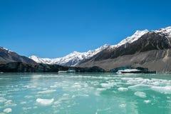 Free Tasman Glacier, New Zealand Stock Images - 120793894