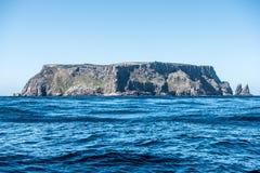 Tasman Island, Australia stock photography