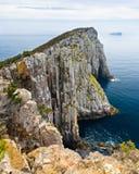 Tasman nationalpark Tasmania fotografering för bildbyråer