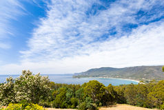 Tasman Peninsula, Tasmania Royalty Free Stock Photo