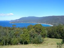 Tasman Peninsula Royalty Free Stock Photography