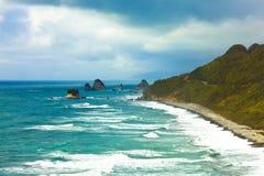 Tasman sea royalty free stock photos