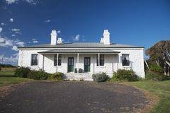 Tasmania house, Australia Stock Photography