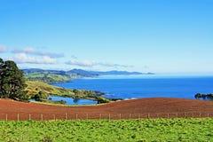 Tasmania top end Stock Photo
