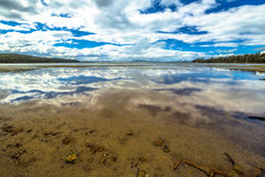 Tasman Peninsula  Stock Photography