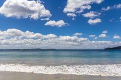 Tasmanian пляж сценарный Стоковые Фото