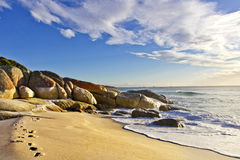 Tasmanian beach Royalty Free Stock Images