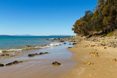Tasmanian coast Stock Photography