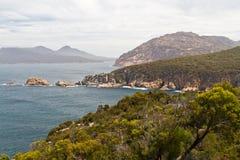 Tasmanian coast Stock Image