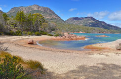 Tasmanian Coast, Tasmania Australia Stock Image