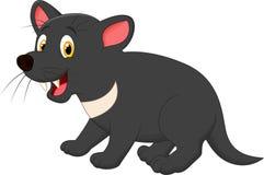 Tasmanian devil cartoon Stock Photos