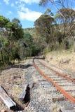 Tasmanian järnväg Royaltyfri Bild