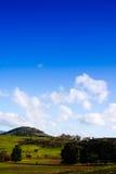 Tasmanien-landscapre Lizenzfreies Stockfoto