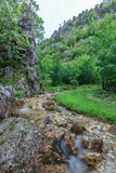 Tasnei Gorge, Romania Royalty Free Stock Photos