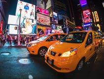 Tassì di New York Immagine Stock