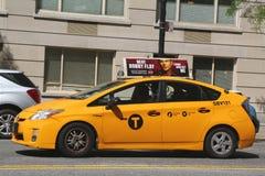 Tassì di New York City Fotografie Stock