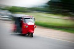 Tassì di Tuktuk in Sri Lanka Fotografie Stock