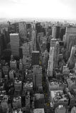 Tassì gialli di New York Immagine Stock Libera da Diritti
