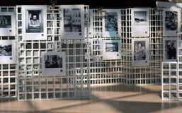 TASS photos exhibition Stock Image