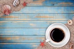 Tasse avec du café image libre de droits
