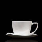 Tasse blanche Photographie stock libre de droits