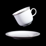 Tasse blanche Photos stock