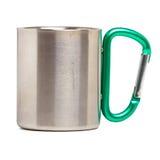 Tasse campante Photo libre de droits
