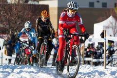 Tasse Cyclocross de brasserie de Deschutes : Photographie stock