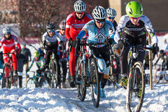 Tasse Cyclocross de brasserie de Deschutes Image stock