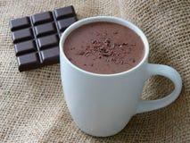 Tasse de cacao image libre de droits