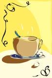 Tasse de café illustration libre de droits