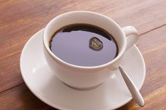 Tasse de café Images libres de droits