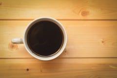 Tasse de café d'Americano Photo libre de droits