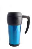 Tasse de café de course photographie stock