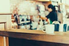 tasse de café de latte photographie stock