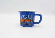 Tasse de café de souvenir Images stock
