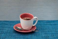 Tasse de café et de chocolat Photo stock