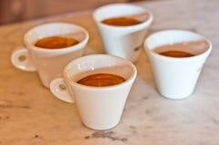 Tasse de café italien Images stock