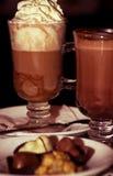 Tasse de café Latte photos libres de droits