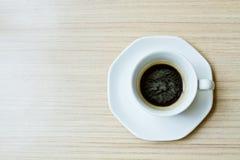 Tasse de café lumineuse Photographie stock libre de droits