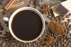 Tasse de caf? images stock