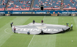 Tasse de champions internationale de Guinness Photos libres de droits