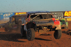 Tasse 2012 de défi de Lucas Oil Off Road Series (LOORS) Image stock