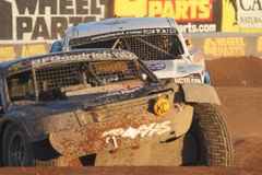 Tasse 2012 de défi de Lucas Oil Off Road Series (LOORS) Images stock