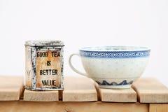 Bon thé Photo libre de droits