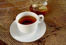 Tasse de thé Image stock