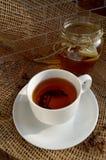 Tasse de thé Images stock