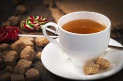 Tasse de thé Photo libre de droits