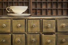 Tasse de thé classique Photo libre de droits