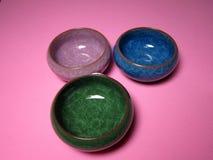 Tasse de thé de glaçure de Binglie photo libre de droits